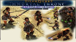 Manastream Animation Mod