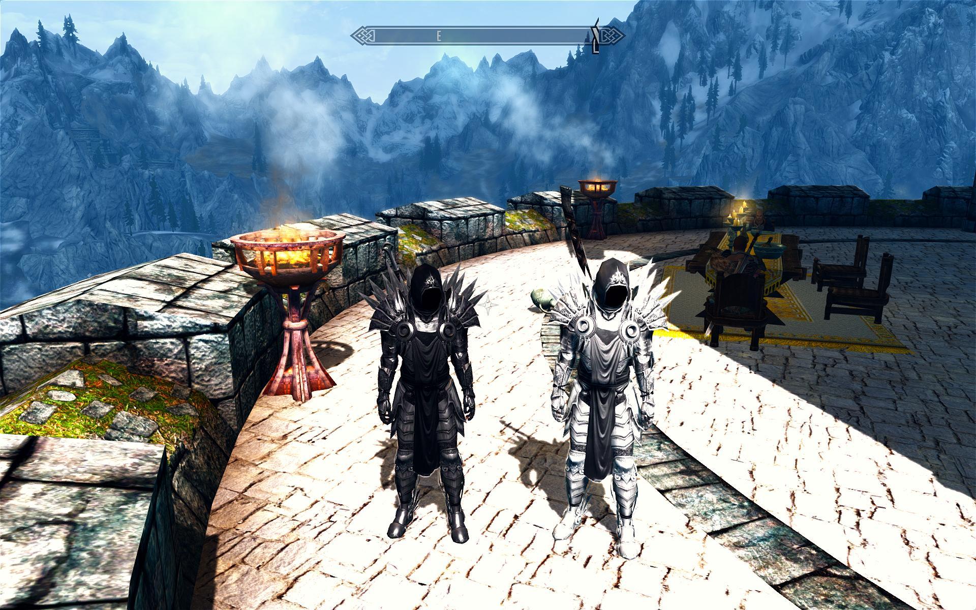 Tyrael armor skyrim