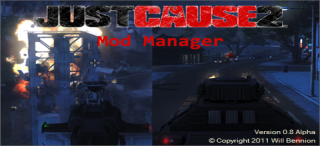 Just Cause 2 Mod Manager