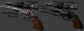 44 Magnum Retextured