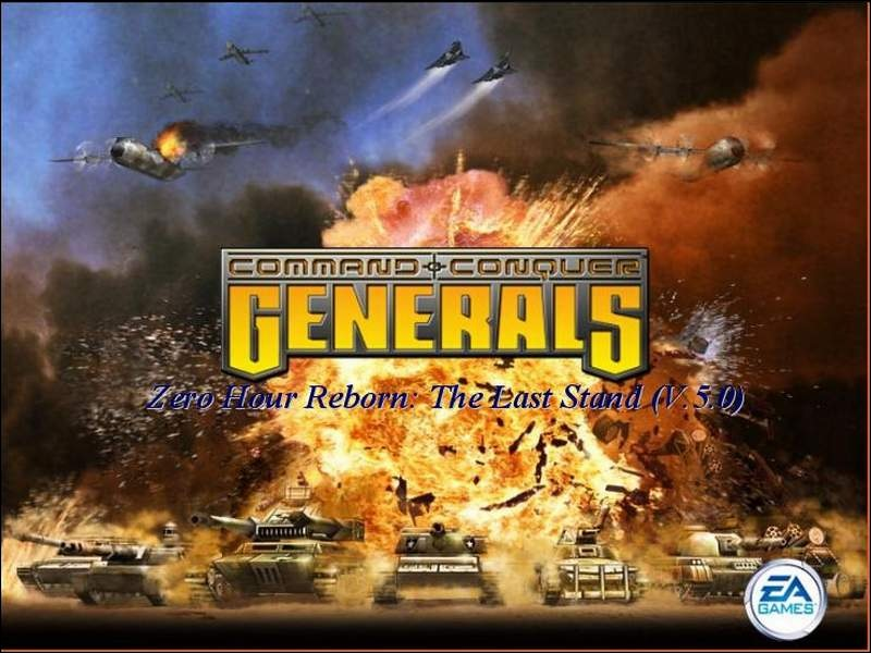 Перед вами продолжение эпопеи Command & Conquer Generals Zero Hour
