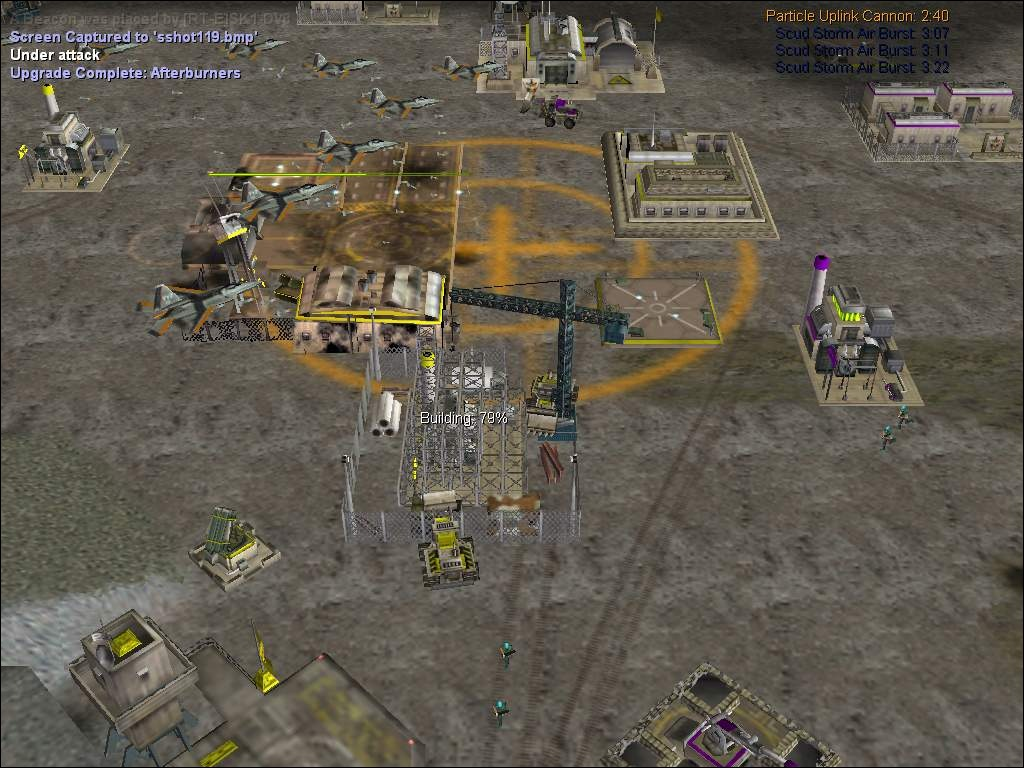 Zero Hour Reborn for Command & Conquer Generals.