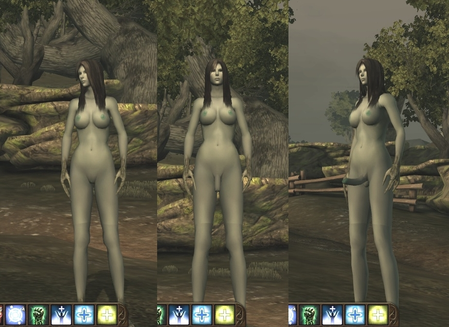 For Sexualized Lady of the Forest.