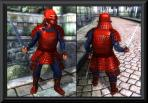 Ghogiels Samurai Armor Plugin