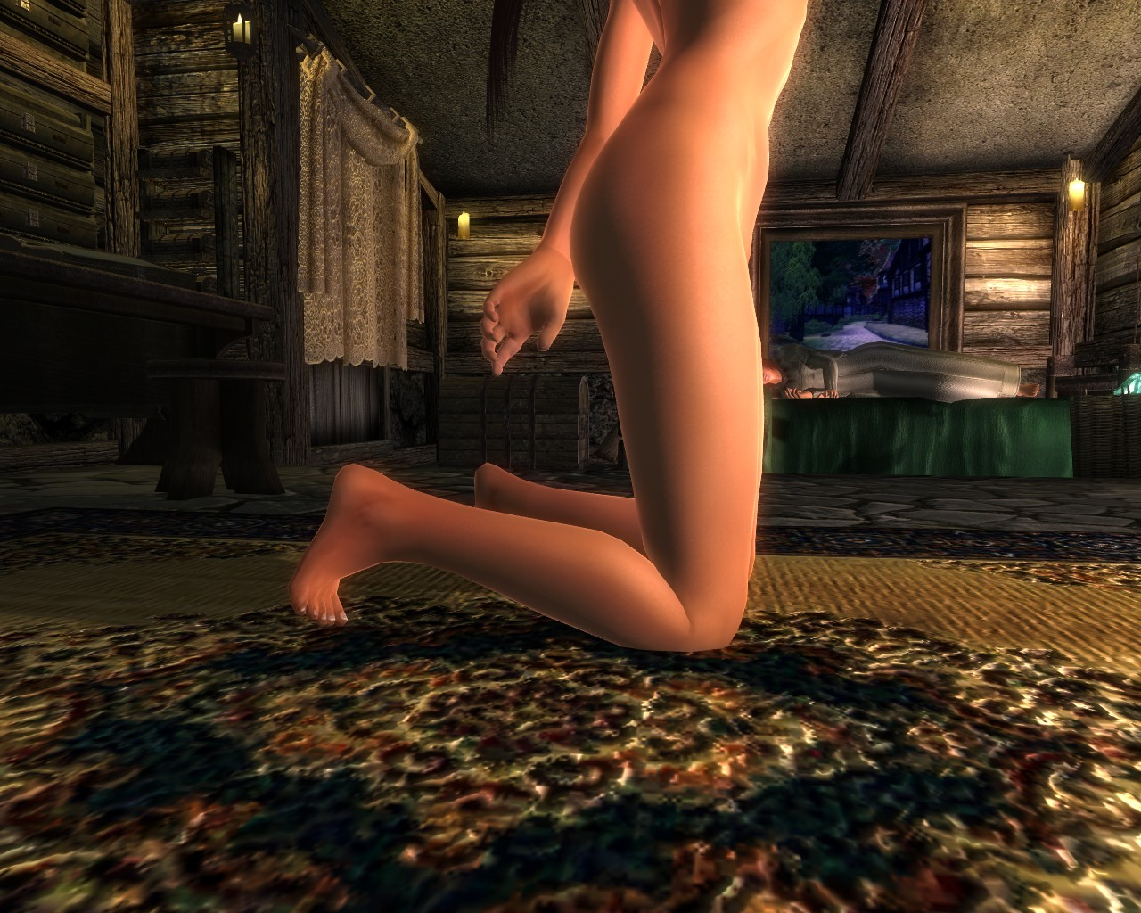 Oblivion adult mod youtube sex comic