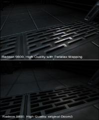 Parallax Mapping Mod