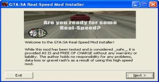 Real Speed