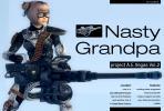 AEVegas Nasty Grandpa