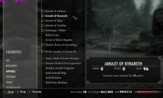 Unlimited Amulets