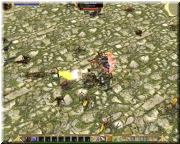Death effects mod v6 with fanpatch v1.16 for Titan Quest