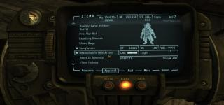 Untouchable NCR Armor