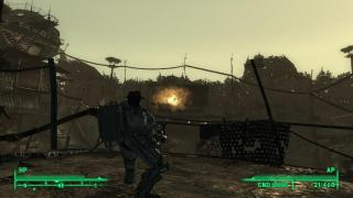 Earthshaker Minigun