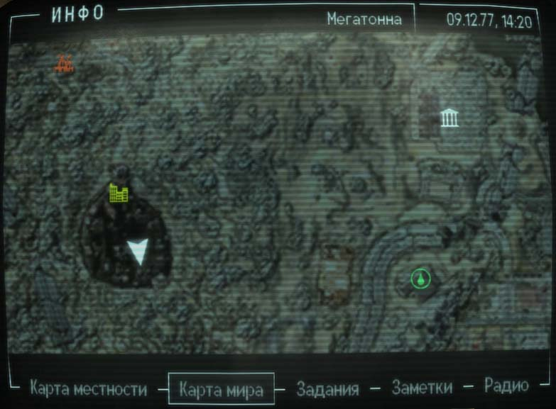Color hi detailed map icons fallout 3 ui mods images map in game gumiabroncs Image collections