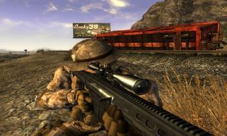Sniper Gear