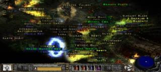 Kingpintz Item Pack - Diablo 2 Modding Resources