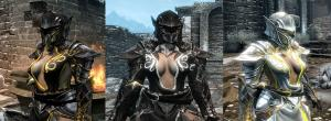 Cleric Armour Upgrade