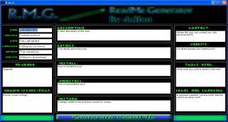 Readme Generator