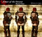 for Armor of the Devout