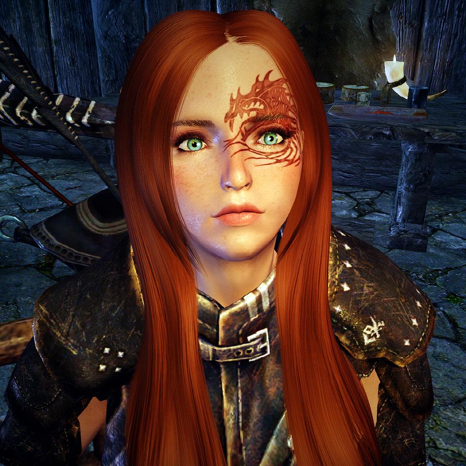Girls of Skyrim - Elder Scrolls Skyrim Companions Images