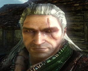 Slight Face Lift Geralt