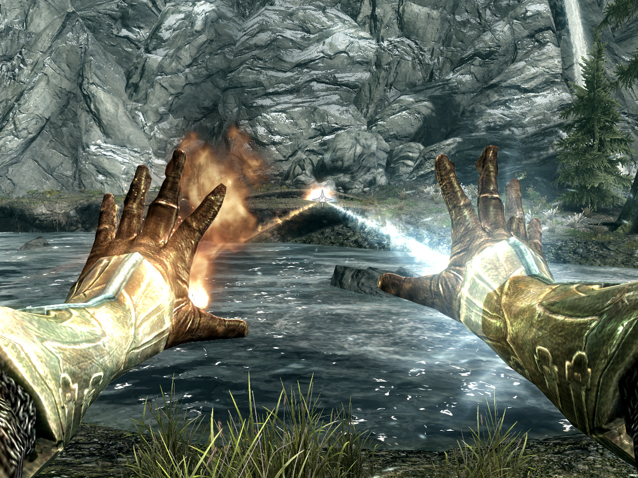 Image result for skyrim spells