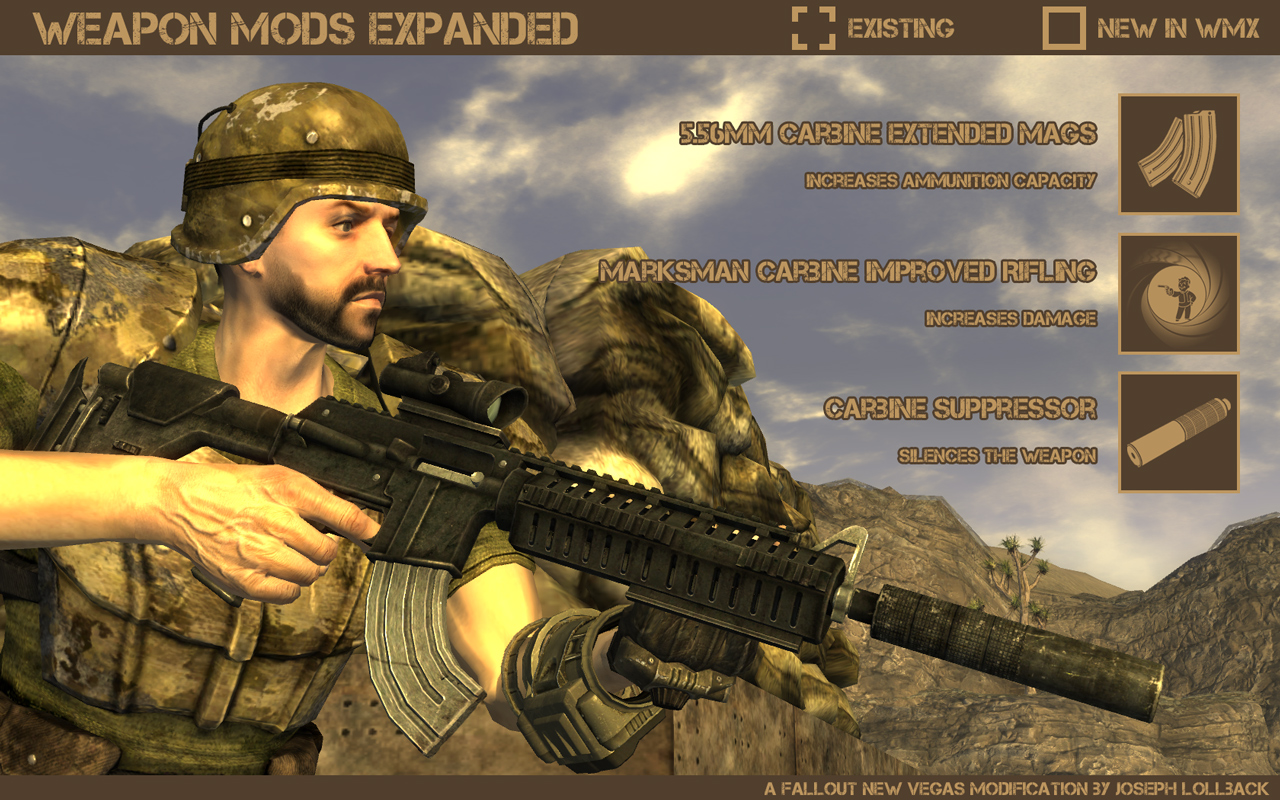 Fallout New Vegas Wmx