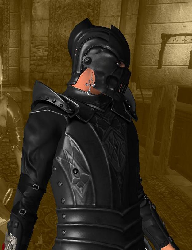 Oblivion Underworld Armor